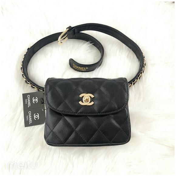 e3ec0d6ce422 Zara Bags | New Chanel Vip Fanny Pack Belt | Poshmark